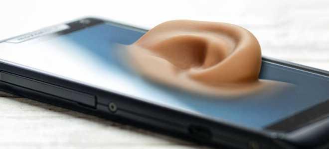 Признаки прослушки телефона — на что обратить внимание