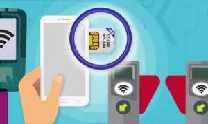 NFC cим карта — система в сфере бесконтактной оплаты