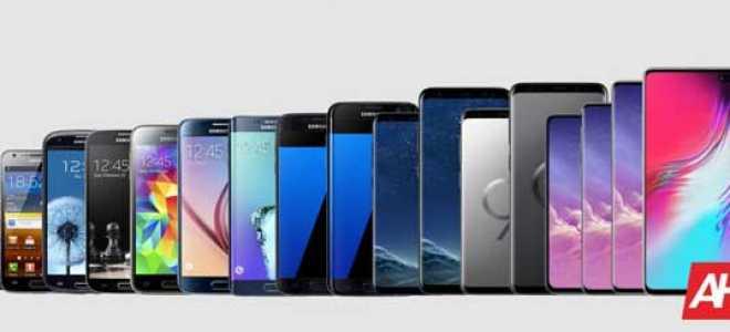 Телефоны Samsung Galaxy S: что нужно знать о серии С
