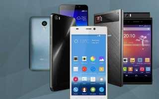 5 необычных китайских смартфонов, о которых не знали