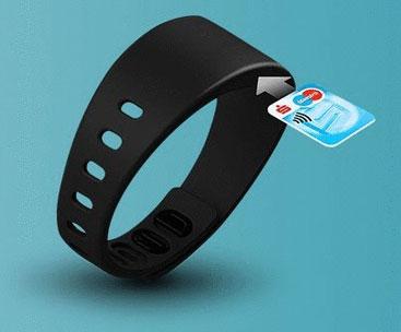 Фитнес-браслеты с NFC работающие в России и Украине